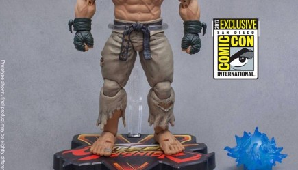 41270bb98 Bluefin Details Storm Collectibles SDCC 2017 Exclusives For Mortal Kombat &  Street Fighter V