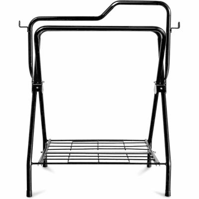 dumor foldable saddle rack with vented blanket rack 34 2 3 in x 30 1 2 in tsc21550n1