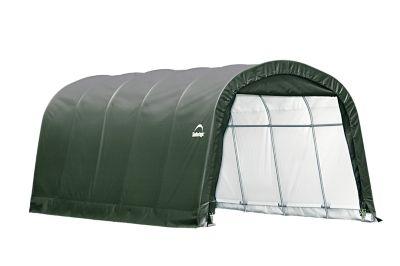 ShelterLogic Landowner Series Garage In A Box RoundTop 12