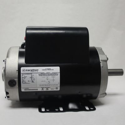 Marathon Electric Air Compressor Motor, 5HP at Tractor