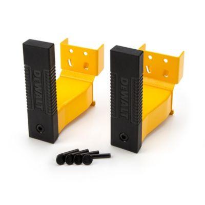 dewalt 2 piece cord minder bracket set for dewalt dxst storage racks 41600