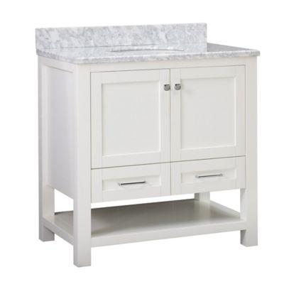 sunjoy ainsley one sink vanity b301008600