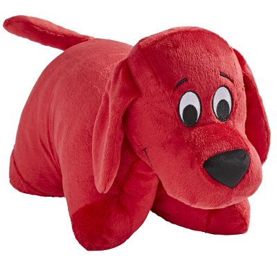 pillow pets clifford the big red dog stuffed animal plush toy 16 in 01245608i