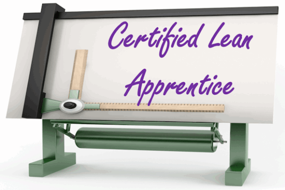 certified lean apprentice course options