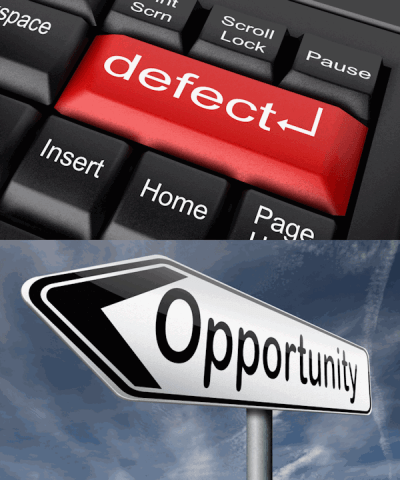 3.4 defects per opportunity