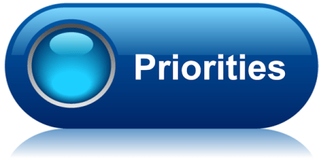 Prioritized Six Sigma Projects