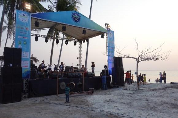 Maratua Jazz and Dive Festival [image source]