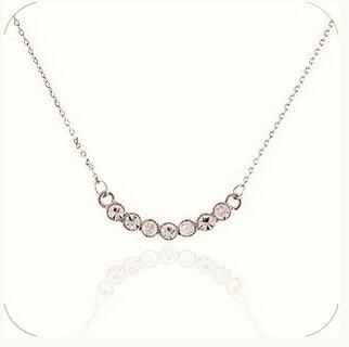 Line Star Pendant Halsband