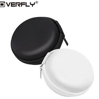 Round Portable Mini Case