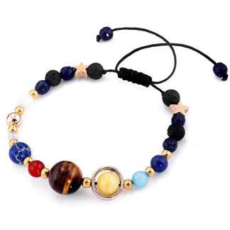 Eight Planetary Bracelets