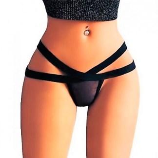 Cross Bandage Panties