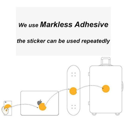 Luggage Stickers 23 Countries
