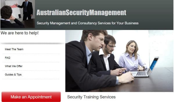 Security Courses Qld