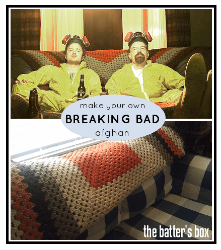 Breaking Bad Crochet Afghan | free pattern || the batter's box.