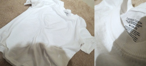 7b43533438f You can go for a bigger tee giving you a roomier crop fit or go for  something smaller and fitted like I chose, and head to the little boys  section (that's ...