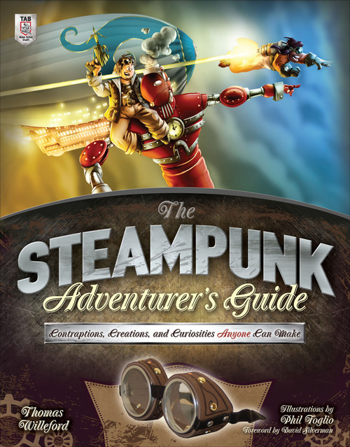 The Steampunk Adventurer's Guide
