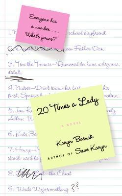 20 Times A Lady by Karyn Bosnak