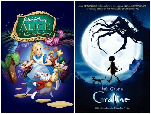 Elzbth Alice And Coraline