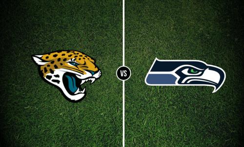 Image result for Seattle Seahawks vs. Jacksonville Jaguars