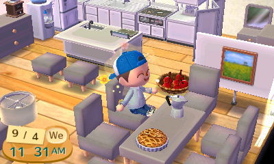 Fancy Casual, Animal Crossing Keeps Me Going on Animal Crossing Kitchen Island  id=61889