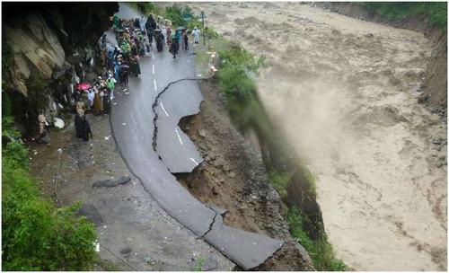 Most dreadful floods-Uttarakhand