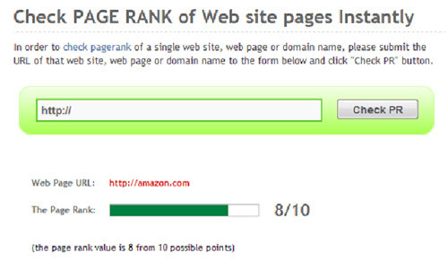 Revisar el rango de pàgina de cualquier página web