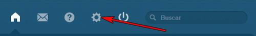 abre la configuración de tu tumblr