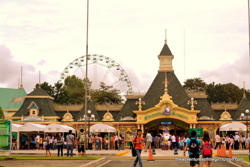 Enchanted Kingdom adventure