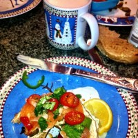 My Sister's Amazing Lox & Bagels