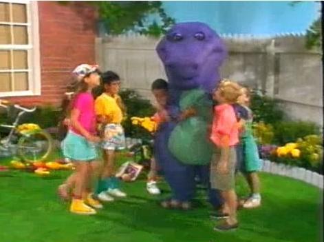 Barney Backyard Gang Three Wishes Barney Backyard Gang