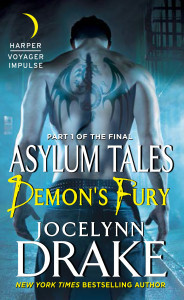 Demon's Fury by Jocelynn Drake