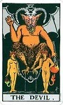 devil tarot card meaning