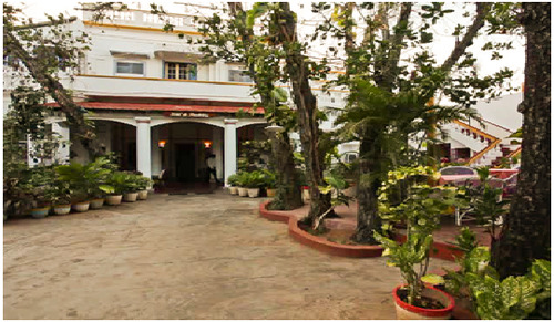 Hotels in Pondicherry