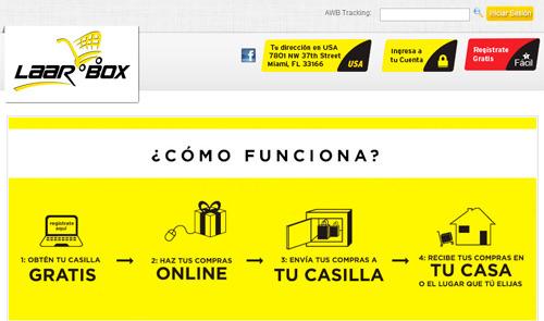 Laarbox y el comercio electrónico en el Ecuador