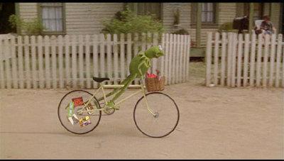 Kermit skid stop!