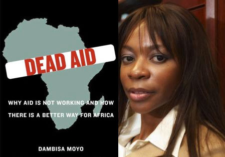 Image result for dambisa moyo dead aid