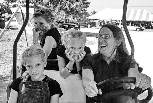 Glen Clark & the Family