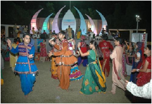 Navratra festival