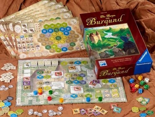 Image result for castles of burgundy board game
