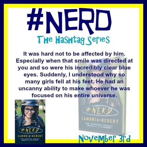 #Nerd Teaser
