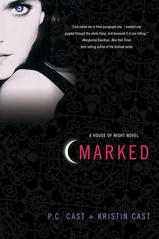 Marked by P C Cast & Kristin Cast