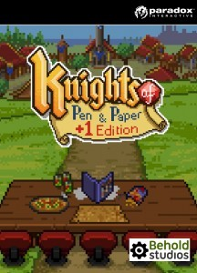 Knights of Pen and Paper +1 Edition coming to linux