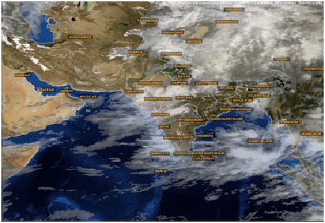 Doordarshan weather Report