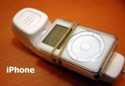 checcefrega dell'iphone, noi c'abbiamo… l'iphone?