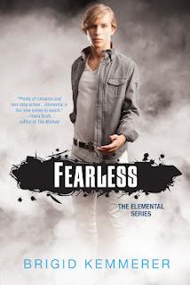 Fearless by Brigid Kemmerer