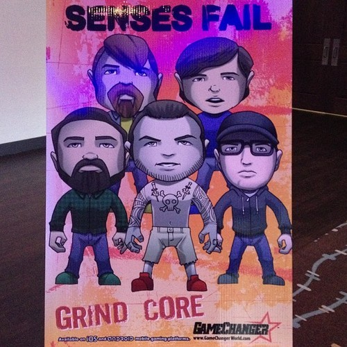 The Scene Senses Fail To Release Video Game The Scene As We Know It