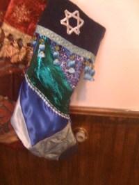 My 'Jew' Stocking