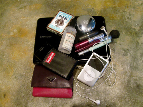 Whats Inside Your Bag