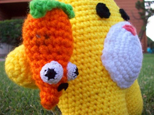 Amigurumi How To Decrease : Free Amigurumi Carrot Pattern robotrish