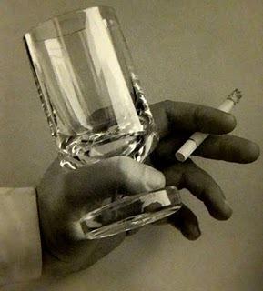 American Drink Smoke Glass By Joe Cesare Colombo 1963